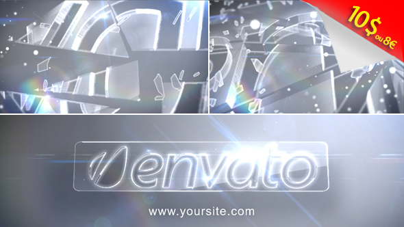 Animation After Effect de votre logo
