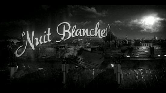 """""""Nuit Blanche"""", la magie du slow motion"""