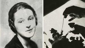 Lotte Reiniger, inventrice de la caméra multiplan, et de l'animation cut-out, ou de papier découpé