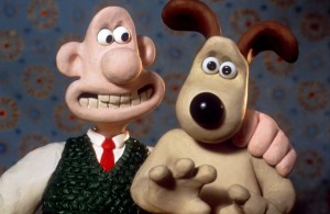 Wallace et gromit Stop Motion animation
