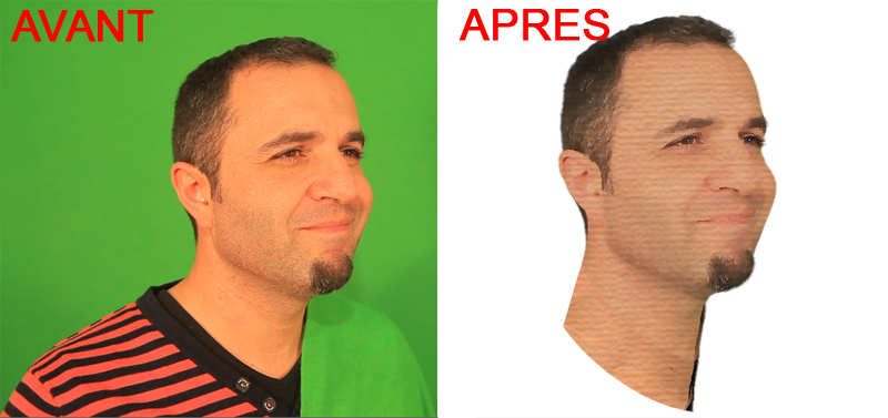 Animation Faciale David Aym