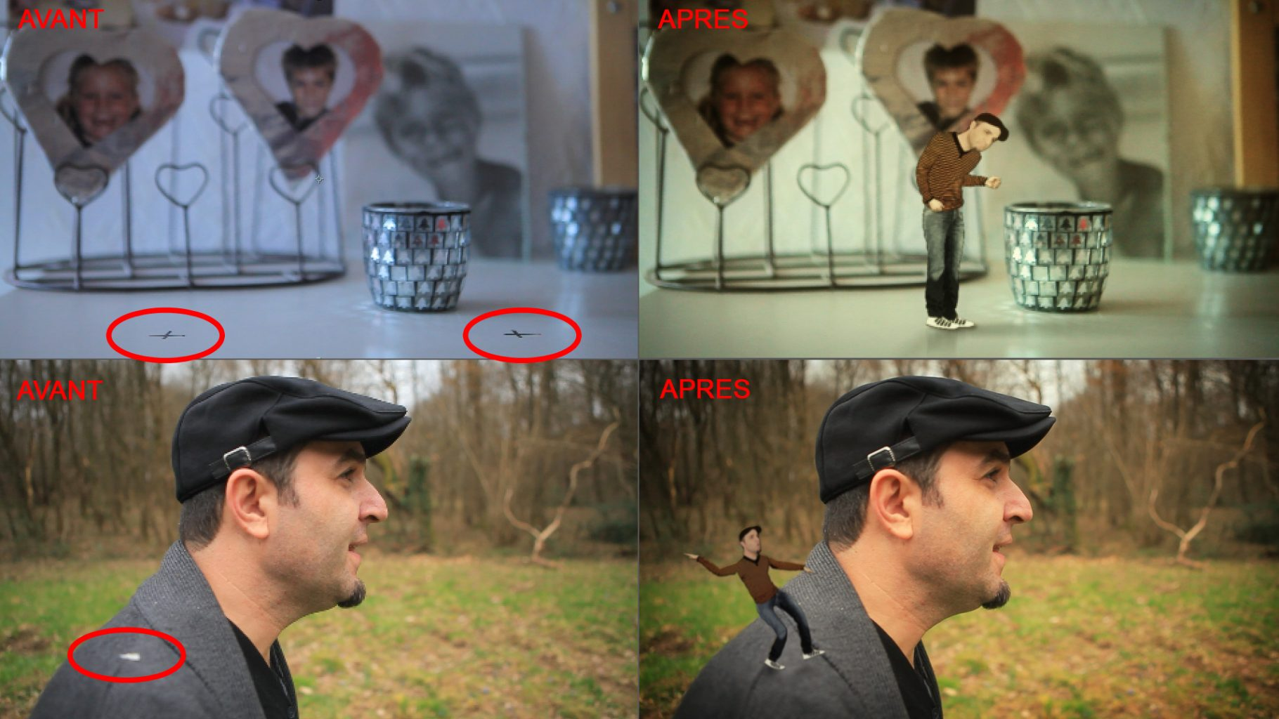 Tracking 2D clip de David Aym, trackers