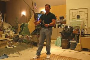 Gary Hecker, bruiteur de renom
