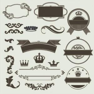 Images vectorielles vintage gratuites
