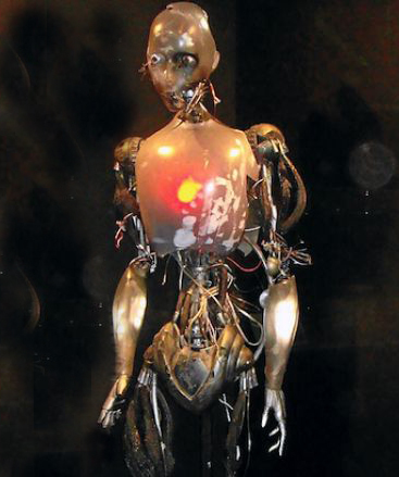 Robot du film Intelligence Artificielle