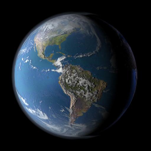 PlanetPixelEmporium, textures de la Terre et autres planètes gratuites