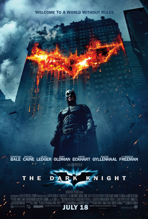 Affiche du film Batman The Dark Knight