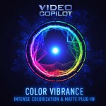 Video Copilot a encore frappé: Color Vibrance, plugin gratuit !