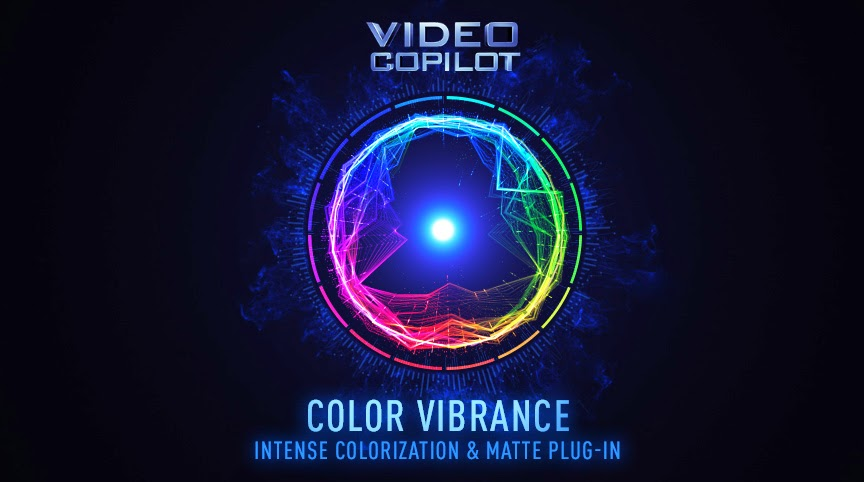 Color Vibrance After Effect