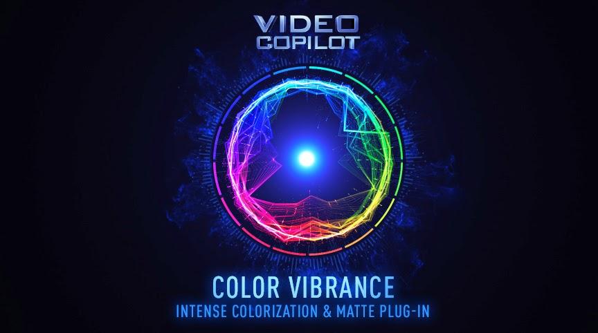 Color Vibrance After Effect