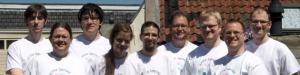 L'équipe de développement de Krita