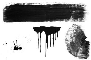 Tache de Peinture Animées