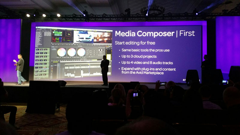 Media-Composer first