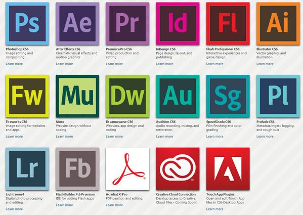 Adobe After Effect, Photoshop, Première Pro gratuit à vie