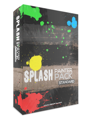 Splash Painter Pack STANDARD