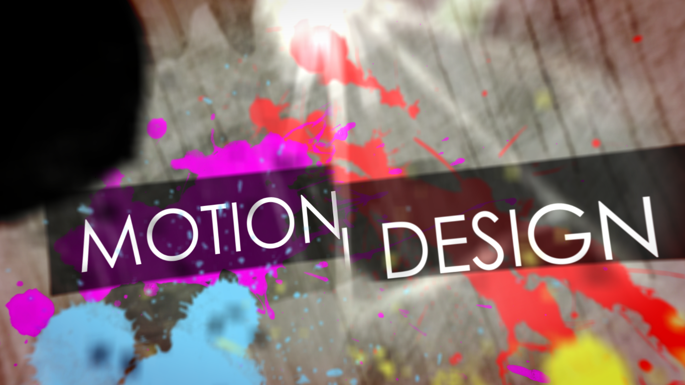 Tuto motion design after effect