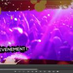 Faire un habillage TV et des transitions avec Adobe Premiere Pro