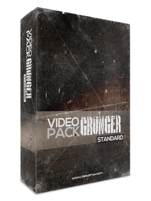 Video Grunger Pack STANDARD