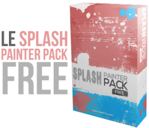SliderWidget3 - splash painter pack